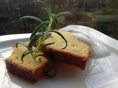 Cake au citron et au romarin par Benkku81