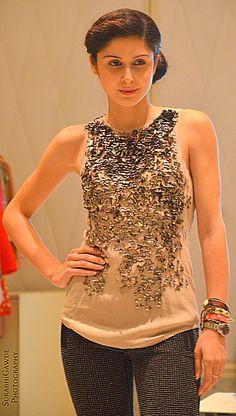 #VOGUE #AllenSolly #fashion