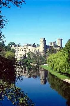 Warwick Castle ~ Warwick, England  Visited several years ago...great old castle, (I'm still troubled by the horrible history of the dungeons..)