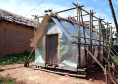 Shelter for earthquake victims could be built in three days