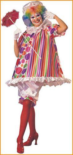 Halloween Costumes Clown Costumes Womens HalloweenCostumes4u.com