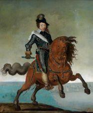 Portrait présumé de Louis XIII, early 17th century, French school