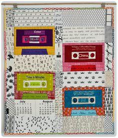 Cassette Quilt... ;)
