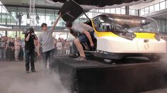 Solar car Stella by Solar Team Eindhoven