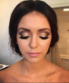 Nina Dobrev at Met Gala 2016 (02.05.16).