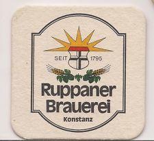 SOUS BOCK   Unter bock deutsche  RUPPANER   BRAUEREI   KONSTANZ