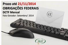 Fique por dentro das obrigações fiscais que vencem em 21/11.