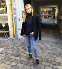 Pernille Teisbaek x Look of the Day