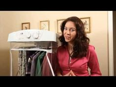 Solaris+ Portable, Fold-up Clothes Dryer