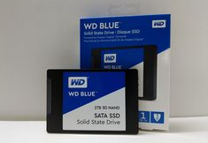 Great SSD from WD, if you need both performance and capacity.  #wd #blue #ssd #storage #unboxing #review