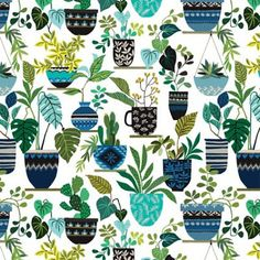print & pattern: LICENSING - brie harrison for burgon & ball