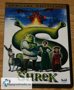 #Shrek#Dvd