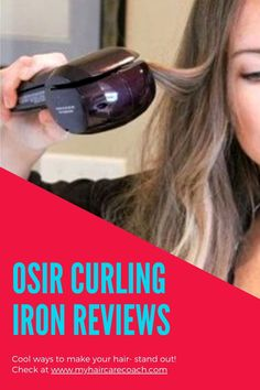 The Reason to Purchase OSIR Curling Iron: A short piece of curling hair is better than the long and rugged curling. The third supply is more than the unstuck as this conserves time. I switch off the power of the curler as I hesitate of shedding my hair. The whole time span of my curling hair is 45 minutes. #CurlingIron #OSIRCurlingIron #CurlingIronTips #CurlingIronTutorial #CurlingIronStorage #curlingmyhair #perfectcurling #howtocurling #hairstylescurls Curling Iron Storage, Curling Iron Tips, Curling Iron Hairstyles, Curled Hairstyles, Curling Iron Tutorial, Automatic Curling Iron, Iron Reviews, Curlers, Third