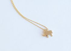 Simply sweet animal collection. The perfect dainty piece for every day wear!These necklaces are perfect for the minimalist. You can wear this alone, or as a layering piece.Makes the perfect gift for your girlfriend, wife, wedding party, or of course, your self!14 k gold plated chain measures 15 inches with a 1.5 inch extender making it 16.5 inches total. Silver is rhodium plated.Elephant measures appx. 11 mm. Items are packaged in a small little box. ♥ ♥ ♥ ♥ ♥ ...