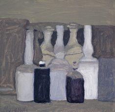 Natura Morta - Giorgio Morandi, 1962