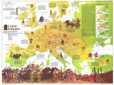 Gli Arcani Supremi (Vox clamantis in deserto - Gothian): L'Europa celtica