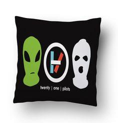 Twenty One Pilots 01 Pillow Cover