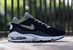 Nike Air Max 93   Black   Cool Grey   Anthracite