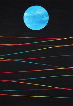 Barbara Shapel: Moon.