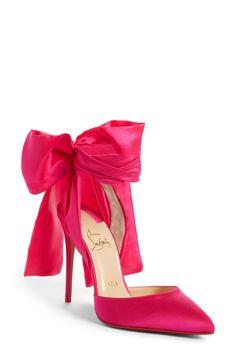 Christian Louboutin Heels for Women High Heels Stilettos, Women's Pumps, Stiletto Heels, Bow Heels, Sexy Heels, Shoes Heels, Givenchy, Christian Louboutin Outlet, Manolo Blahnik Heels