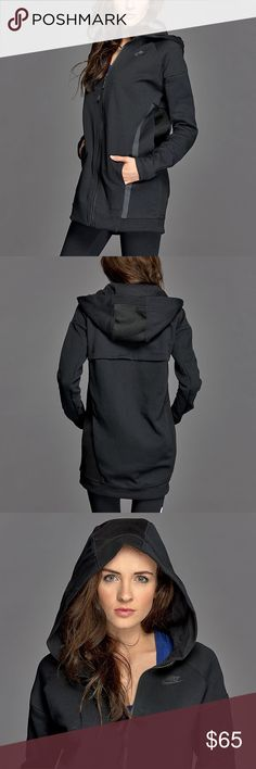 New Nike Tech Fleece Mesh Cocoon Jacket Nike Tech Fleece Mesh Cocoon Jacket •New with tags •Retails for $180 •Style #725844 color #010  Check out my other listings- Nike, adidas, Michael Kors, Kate Spade, Miss Me, Coach, Wildfox, Victoria's Secret, PINK, Under Armour, True Religion and more! Nike Jackets & Coats