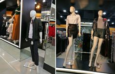 is trend. Rock a classic look with the latest trend of leather fashion pieces.