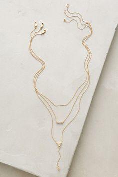 Raine Necklaces #anthropologie