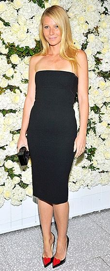 Gwyneth Paltrow: Barneys New York Celebrates the Victoria Beckham Collection