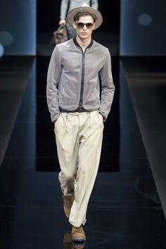 Giorgio Armani, Look #9