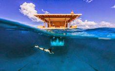 10 Amazing Hotels to Visit - The Manta Resort, Zanzibar