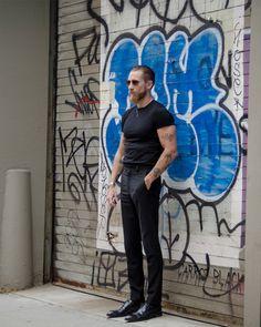 styleseer:  Justin O'Shea before Thom Browne - New York Fashion...