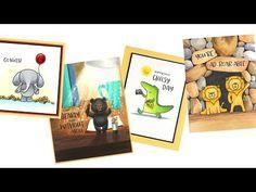 Heffy Doodle Bloghop and Kickstarter – Sandy Allnock Sandy Allnock, Colouring Techniques, Card Making Techniques, Card Tutorials, Greeting Cards Handmade, Cardmaking, Doodles, Feelings, Projects