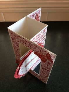 StampingPassion: Fancy Fold Cards