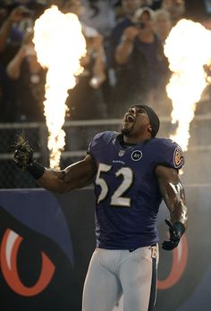 Ray Lewis: The Greatest Linebacker of all Time