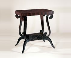23015 // Decca // Traditional Collection // Traditional Hand Carved Side Table