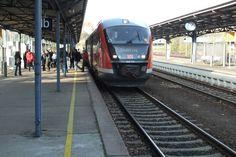 https://flic.kr/p/hm7Znb | Bahnhof Zittau | Sonderzug