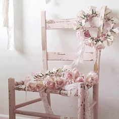 We have this chair in white so we add a view books and discover more love.....