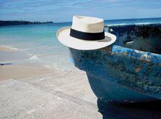 Pachacuti: Fair Trade Panama Hats...other hats too.