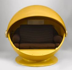 Sunball by Ferdinand, 1970's. #throwback #amazing #yellow