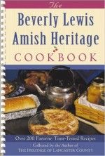 The Beverly Lewis Amish Heritage Cookbook 1.99