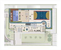 O Prédio: O empreendimento contará com vinte andares e ampla área de lazer equipada, três pavimentos de itens de entretenimento, com biblioteca, salão de jogos, salão de festas, academia de ginástica.