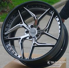 Rims For Cars, Rims And Tires, Wheels And Tires, Car Rims, Scooter Wheels, Car Wheels, Bora Tuning, Black Chrome Wheels, Cadillac Cts Coupe