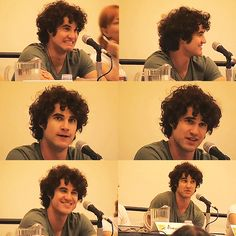 I do miss his fro...