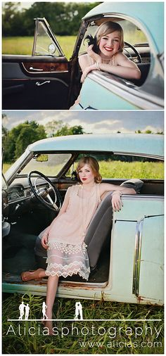 Gatsby Inspired Stylized Senior Session - Alicia's Photography