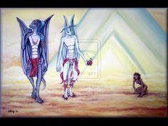 Creación del Hombre según tablillas mas antiguas que la biblia