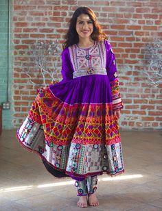 ZOLIEKHA NEW AFGHAN FASHION DRESS