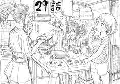 29話 Boku No Hero Academia, Boko No, Manga Anime, Anime Art, Fan Art, Tsuyu Asui, Wattpad, One Punch Man, Illustration