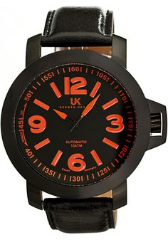 Uhr-Kraft 23600/6 Helicop II Automatic Watch - Cool Watches from Watchismo.com