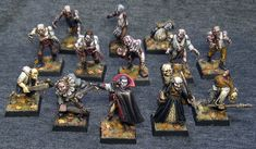 Mordheim Undead Warband by Northern Star
