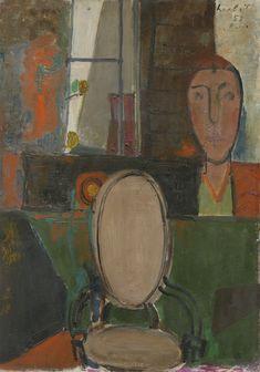 ADOLF HERBST ATELIER, PARIS, 1952 Impressionist, Modern Art, German, Auction, Indoor, Inspire, Paintings, Interiors, Artists